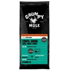 Grumpy Mule Ethiopia Shakisso Ground Coffee (6x227g) main thumbnail image