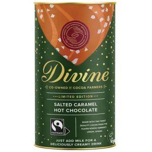 Divine Salted Caramel Hot Chocolate (300g) main thumbnail
