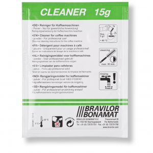 Bravilor Cleaner Sachets (15x15g) main thumbnail image