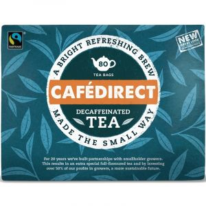 CafeDirect Decaf Everyday Tea (6x80) main thumbnail image