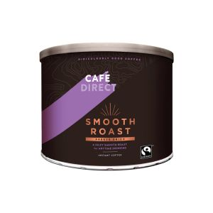 CafeDirect Smooth Roast Instant Coffee (6x500g) main thumbnail image