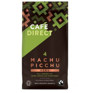 CafeDirect Machu Picchu Ground Coffee (227g) main thumbnail