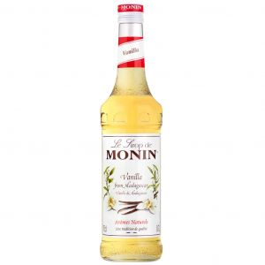 Monin Vanilla Syrup (70cl) main thumbnail