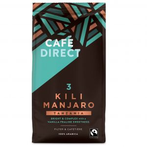 Cafedirect Kilimanjaro Ground Coffee (227g) main thumbnail