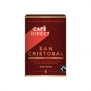 Cafedirect San Cristobal Instant Hot Chocolate main thumbnail image
