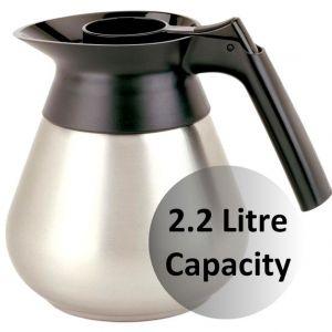 Bravilor Stainless Steel Jug (2.2 litres) main thumbnail
