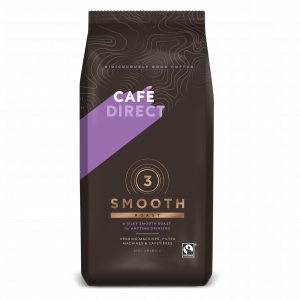 CafeDirect Smooth Roast Ground Coffee for Vending (8x750g) main thumbnail image