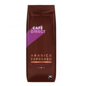 CafeDirect Arabica Espresso Beans (1kg) main thumbnail image