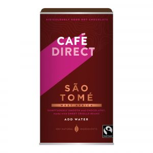 CafeDirect Sao Tome Instant Hot Chocolate (6x300g) main thumbnail