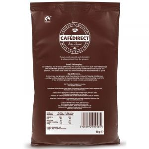 CafeDirect Hot Chocolate for Vending (10x1kg) main thumbnail image