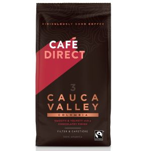 CafeDirect Cauca Valley Ground Coffee (6x227g) main thumbnail image