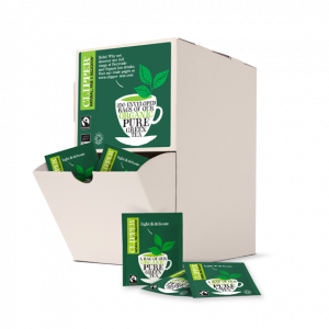 Clipper Organic Fairtrade Pure Green Tea (250) main thumbnail image