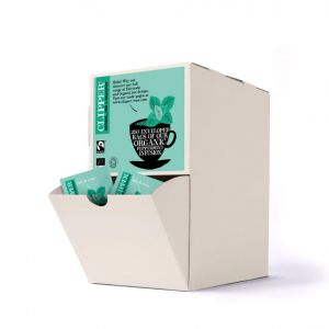 Clipper Organic Fairtrade Peppermint Tea (250) main thumbnail image