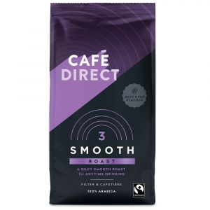 Cafedirect Smooth Roast Ground Coffee (227g) main thumbnail