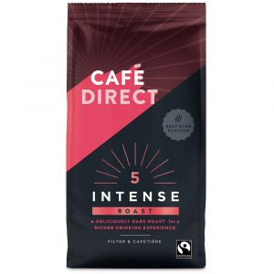 Cafedirect Intense Roast Ground Coffee (227g) main thumbnail