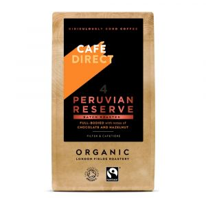 Cafedirect Peruvian Reserve Ground Coffee (227g) main thumbnail