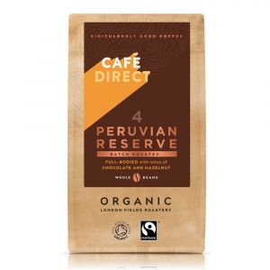 CafeDirect Peruvian Reserve Beans (227g) main thumbnail image