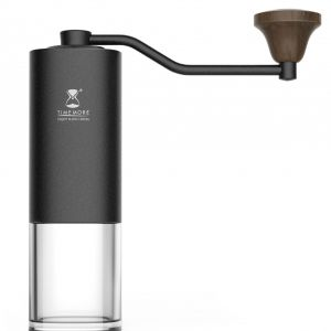 Timemore Chestnut Manual Grinder - Black Transparent main thumbnail image