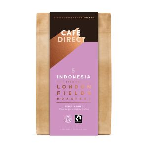 CafeDirect London Fields Indonesia Ground Coffee (6x200g) main thumbnail