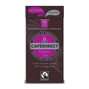 CafeDirect Espresso Vivo Coffee Pods main thumbnail image
