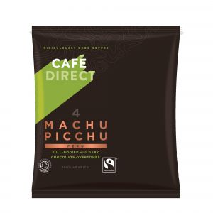 Cafedirect Machu Picchu Bulk Brew Coffee Sachets (25x180g) main thumbnail