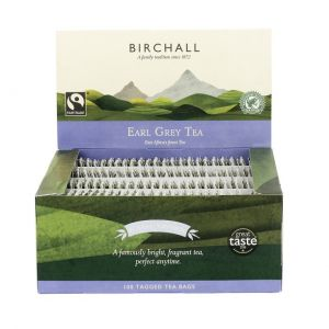 Birchall Earl Grey Tagged Tea Bags - 100 main thumbnail