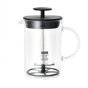 Bodum Latte Milk Frother with Glass Handle main thumbnail image