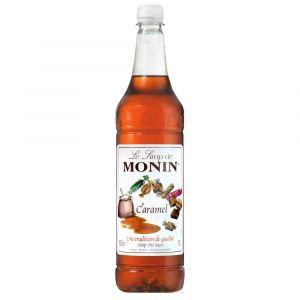 Monin Syrup Caramel 1L main thumbnail image