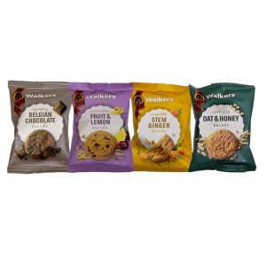 Walkers Biscuits Assorted Catering Box of 100 Packs main thumbnail