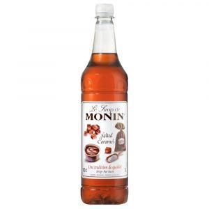 Monin Syrup Salted Caramel 1L main thumbnail