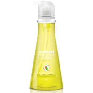 Method Washing Up Liquid Lemon & Mint 532ml main thumbnail