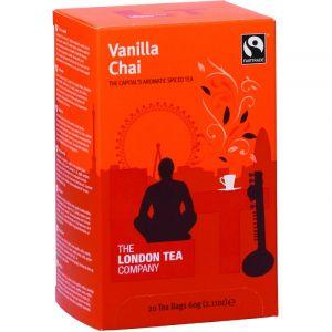 London Tea Company Vanilla Chai Tea main thumbnail image