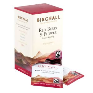 Birchall Red Berry & Flower Enveloped Tea (25) main thumbnail image