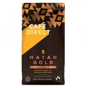 Cafedirect Mayan Gold Ground Coffee (227g) main thumbnail image