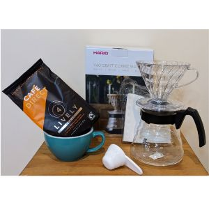 Hario V60 Craft Coffee Package main thumbnail
