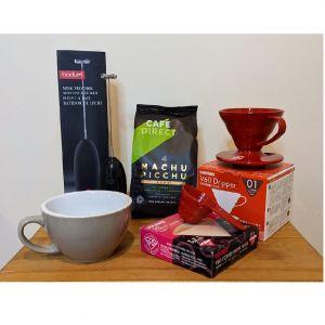 Fair Trade Coffee Dripper Package main thumbnail