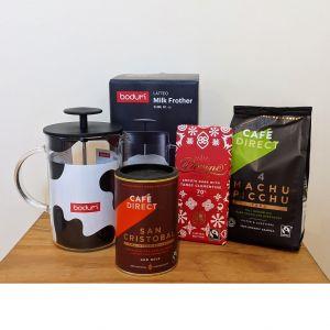 Christmas Chocolate Coffee Package main thumbnail
