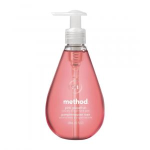 Method Gel Handsoap Pink Grapefruit (354ml) main thumbnail image