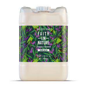 Faith in Nature Lavender & Geranium Hand Wash 20L main thumbnail