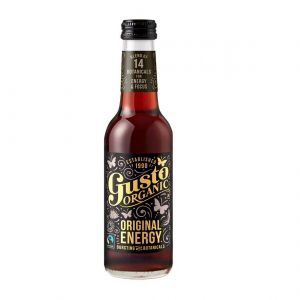 Gusto Organic Natural Energy Original 250ml (4x250ml) main thumbnail
