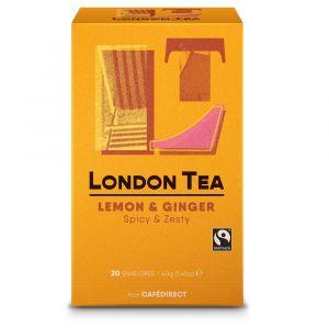 London Tea Company Lemon & Ginger (6x20) main thumbnail